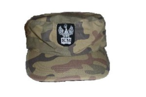 czapka klasa mundurowa